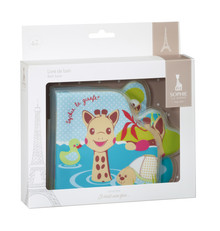Vulli Sopie the giraffe Bath Book