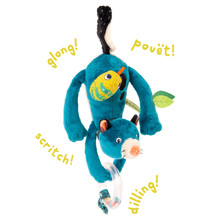 Moulin Roty Dans La Jungle - Hanging Activity Zimba