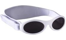 Baby Banz Adventure Banz Sunglasses Ages Arctic White