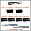 Rack-mount Drawer Slide Kit