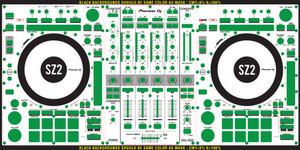 Pioneer DDJ-SZ2 Skinz- CUSTOM