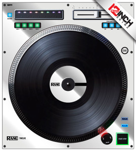 Rane Twelve MK1 Skinz (SINGLE) - Metallics