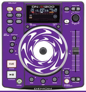 Denon DN-S1200 - Purple