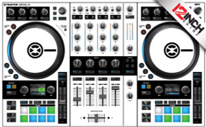 Native Instruments Kontrol S4 MK3 Skinz - Colors