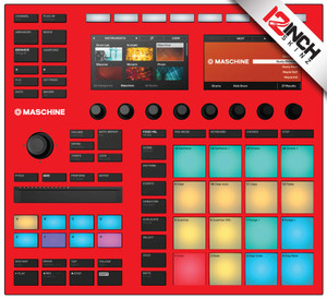 Native Instruments Maschine MK3 Skinz - Colors