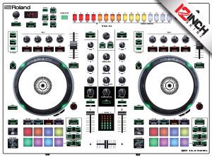 Roland DJ-505 Skinz - Colors