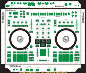 Roland DJ-505 Skinz- CUSTOM