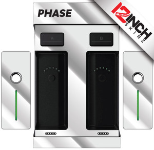 Phase Remote and Cradle Skinz - Metallics