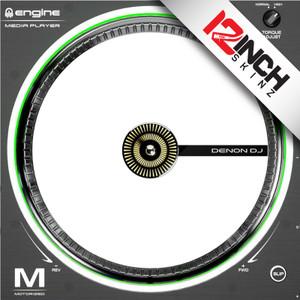 Control Disc OEM Denon SC5000M (SINGLE) - Cue Colors