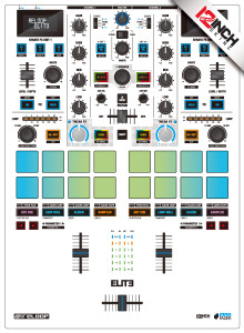 Reloop Elite Skinz - COLORS
