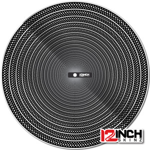 Phase Control Disc w/ Magnetic Tab (SINGLE) - Infinti Platter 12""