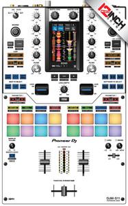 Pioneer DJM-S11 Skinz - Colors