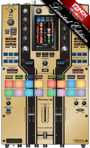 Pioneer DJM-S11 - Metallics Gold (Limited Edition)