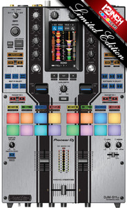 Pioneer DJM-S11 - Metallics Silver (Limited Edition)