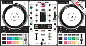 Hercules DJControl Inpulse 500 Skinz - Colors