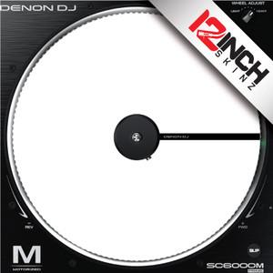Control Disc OEM Denon SC6000M (SINGLE) - Cue Colors