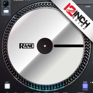 Control Disc Rane One OEM (SINGLE) - Metallic Colors