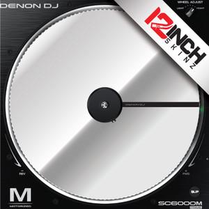 Control Disc OEM Denon SC6000M (SINGLE) - Cue Metallics