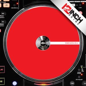 Control Disc Denon SC3700/3900 (SINGLE) - Cue Colors