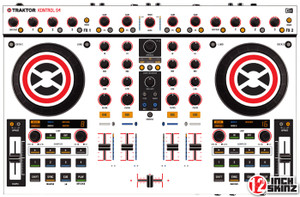 Native Instruments Kontrol S4 MK1 Skinz - Colors