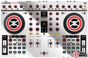 Native Instruments Skinz - Kontrol S4 MK1 Skinz - 12inchSkinz