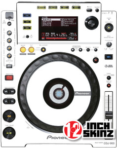 Pioneer CDJ-900 Skinz (PAIR) - COLORS