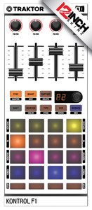 Native Instruments Kontrol F1 Skinz - Colors