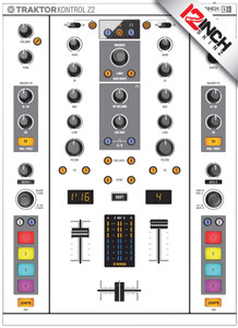Native Instruments Z2 Skinz - Colors