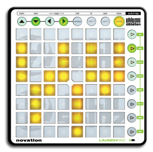 Novation Launchpad Skinz - COLORS