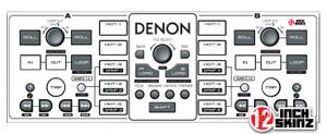 Denon HC1000S Skinz - Colors