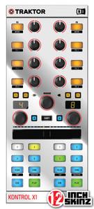 Native Instruments X1-MK2 Skinz - Metallics
