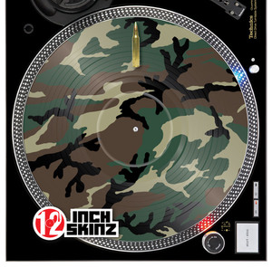Serato Control Vinyl (SINGLE) - Combat Ready 5.56