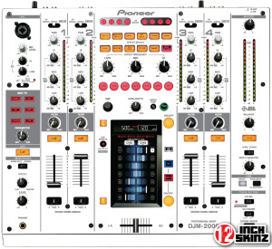 Pioneer DJM-2000NEXUS Skinz - Colors