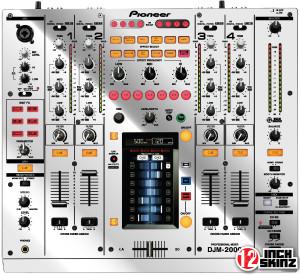 Pioneer DJM-2000NEXUS Skinz - Metallics