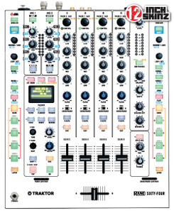 Rane 64 Traktor Map Skinz - Colors