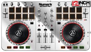 Numark Mixtrack Pro 2 Skinz - Metallics