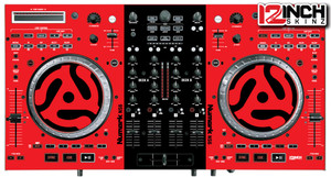 Numark NS6 Skinz - Colors