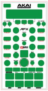 Akai AFX Skinz- CUSTOM