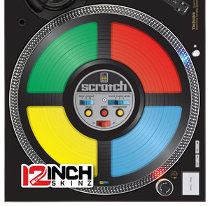 Serato Control Vinyl (SINGLE) - Scratch Says