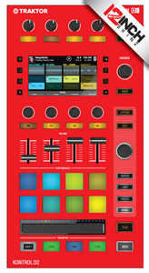 Native Instruments Kontrol D2 Skinz - Colors