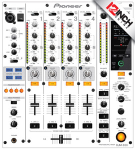 Pioneer DJM-850 Skinz - Colors