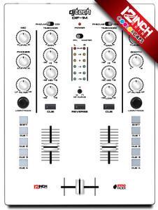 DJ-TECH DIF-1M Caps & Magnetic Skinz Kit- Colors