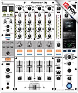 Pioneer DJM-900NXS2 Skinz - Colors