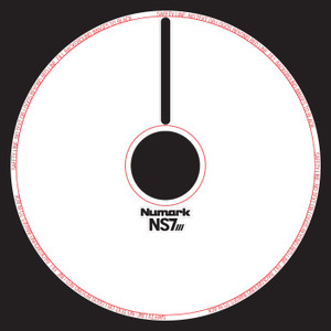 Nuamrk Ns7ii / NS7iii Platter Skinz (PAIR) - CUSTOM