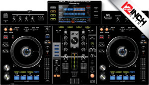 Pioneer XDJ-RX Skinz - Colors