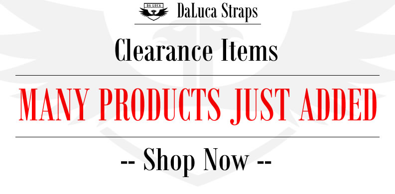 DaLuca Clearance Sale