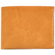 DA LUCA Handmade Bi Fold Wallet - Natural Essex