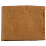 DA LUCA Handmade Bi Fold Wallet - Natural Chromexcel