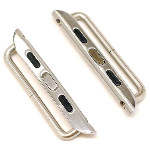 Grey 42mm Apple Watch Strap Converter