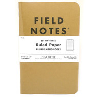 Field Notes Refill Pack 3x